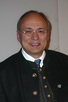 Leonhard Wöhr Erster Bürgermeister