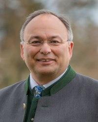 Leonhard Woehr, 1. Bürgermeister der Gemeinde Weyarn