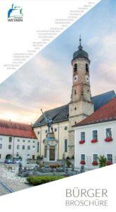 Titelblatt der Bürgerbroschüre