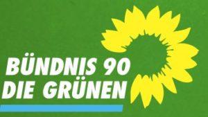 Logo Bündnis90 / Die Grünen