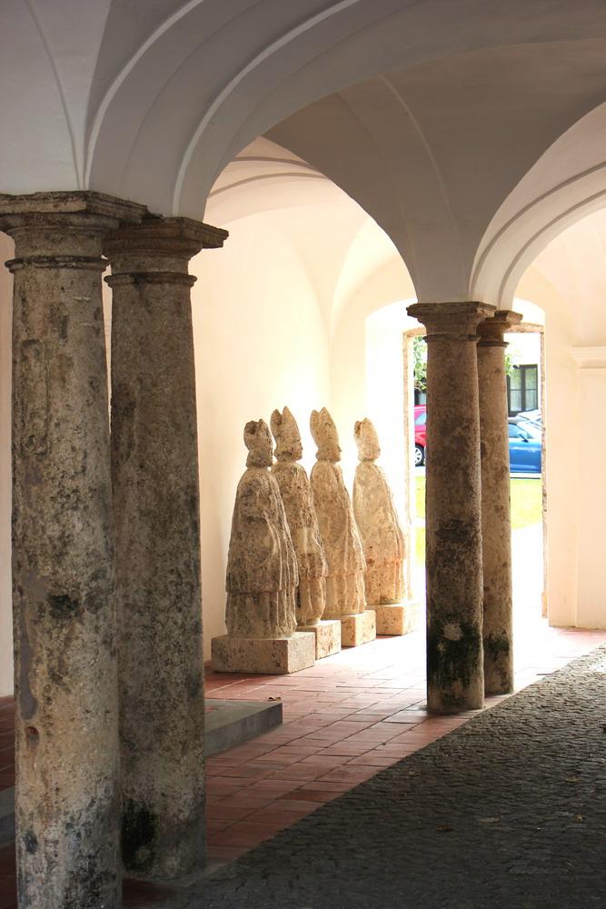 Weyarner Rathausdurchgang