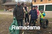 Ramadma in Weyarn und dem Goldenen Tal